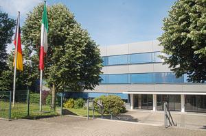Verwaltungsgebäude Hüttenstraße 43